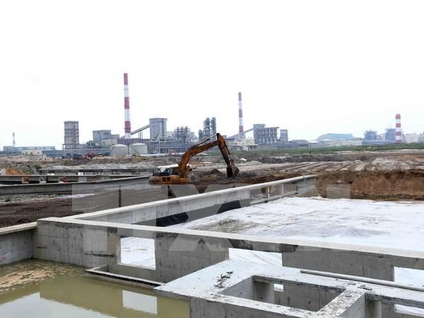 Explosion dans une usine de Formosa Ha Tinh hinh anh 1