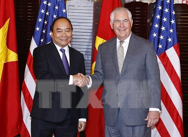Le PM poursuit ses activites aux Etats-Unis hinh anh 2