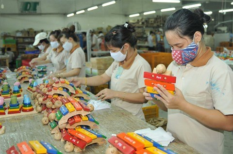 1er juin : les jouets vietnamiens dominent le marche hinh anh 1