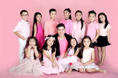 Des opportunites pour le mannequinat pour enfants vietnamiens hinh anh 1