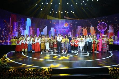 Le festival des enfants de l'ASEAN + s'ouvre a Hanoi hinh anh 1
