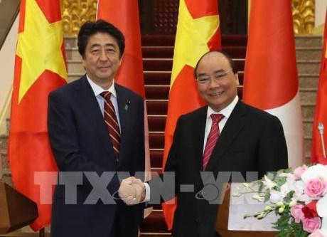 La visite du PM Nguyen Xuan Phuc au Japon a une signification importante hinh anh 1
