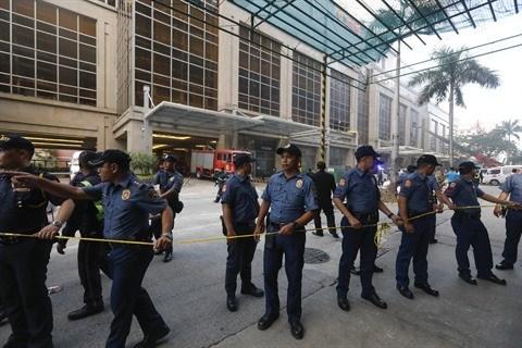 Philippines : 36 corps decouverts apres l'attaque d'un casino hinh anh 1