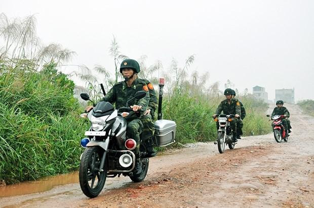 Renforcement de la cooperation dans la lutte contre la criminalite transfrontaliere hinh anh 1
