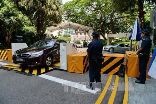 Singapour renforce la securite pour le Dialogue de Shangri-La hinh anh 1