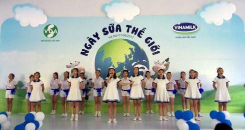 La Journee mondiale du lait celebree au Vietnam hinh anh 1