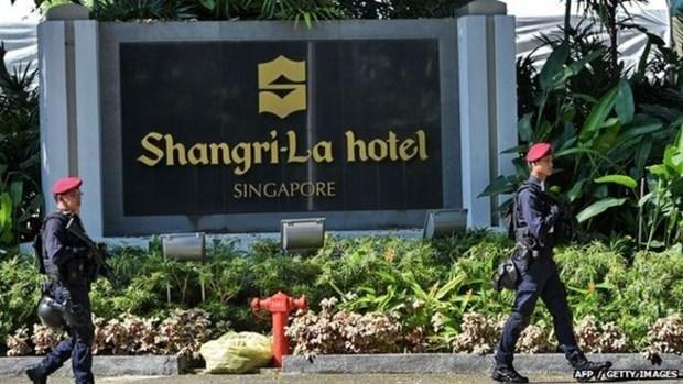 Ouverture du 16e Dialogue de Shangri-la a Singapour hinh anh 1