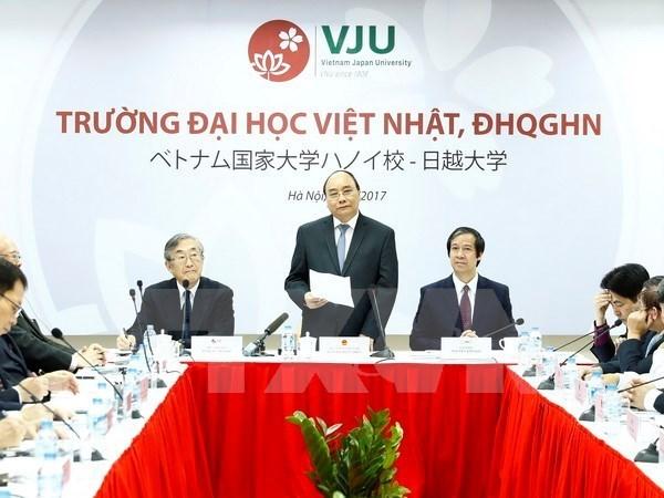 Les relations vietnamo-japonaises sont au beau fixe hinh anh 1