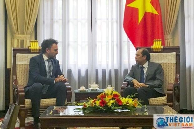 La Croatie reste une passerelle de developpement des relations Vietnam-UE hinh anh 1
