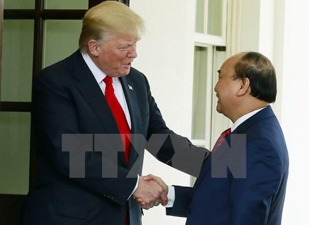La visite du Premier ministre aux Etats-Unis porte ses fruits hinh anh 1