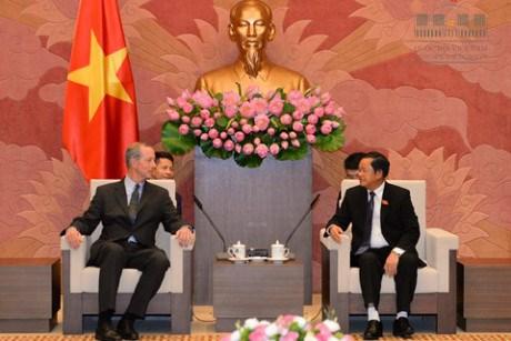 Vietnam-Etats-Unis : promotion de la cooperation dans la defense hinh anh 1