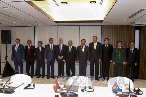 Dialogue de Shangri-La : edification d'une base commune de la securite regionale hinh anh 1