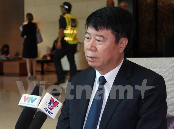 Le Vietnam propose l'etablissement d'une ligne rouge pour regler les incidents en mer hinh anh 1