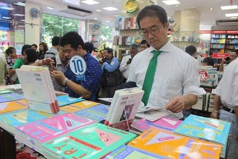 Semaine des livres japonais a Ho Chi Minh-Ville hinh anh 1