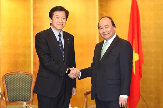 Booster la cooperation economique Vietnam-Japon hinh anh 2