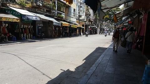 Hanoi chamboulee par la canicule hinh anh 1