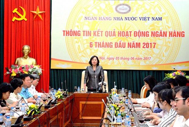 La banque d'Etat accompagne activement la production et le commerce hinh anh 1