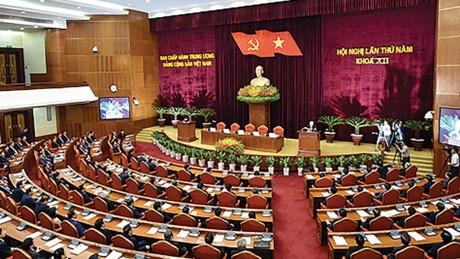 Promulgation de deux resolutions sur les entreprises publiques et l'economie de marche hinh anh 1
