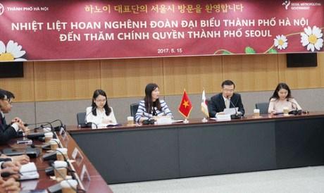 Hanoi renforce sa cooperation avec des localites sud-coreennes et japonaises hinh anh 1