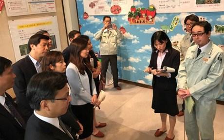Hanoi renforce sa cooperation avec des localites sud-coreennes et japonaises hinh anh 2