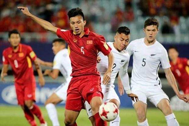 Coupe du Monde U-20: un Vietnamien parmi les 11 meilleurs footballeurs asiatiques hinh anh 1
