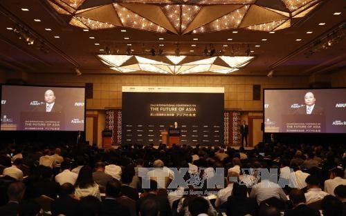 La Conference internationale a Tokyo met l'accent sur le developpement durable d'Asie hinh anh 1
