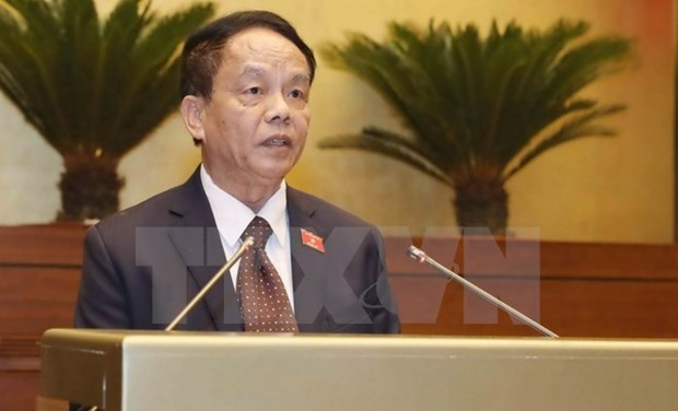 L'AN discute du traite sur les frontieres entre le Vietnam et le Laos hinh anh 1