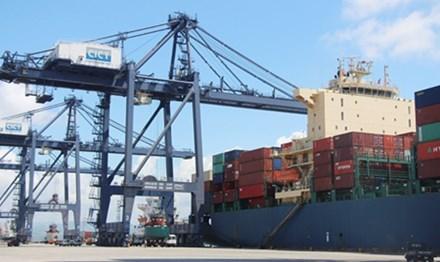 Inauguration de la ligne de transport maritime international Cai Lan hinh anh 1