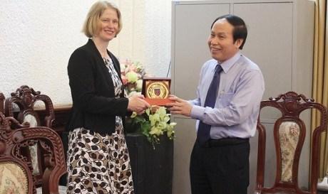 Vietnam - Nouvelle-Zelande : Les relations bilaterales se renforcent hinh anh 1