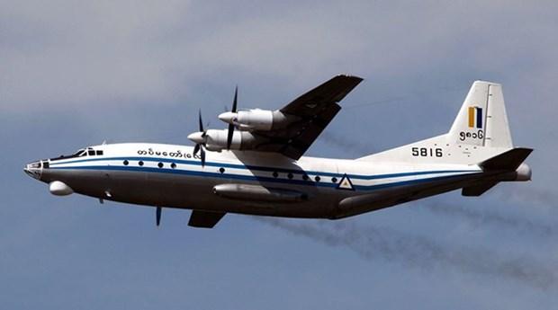 Myanmar : epave de l'avion disparu retrouvee hinh anh 1