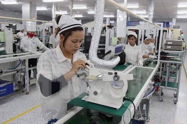 Vietnam-R. de Coree : promouvoir la cooperation dans l'electronique et la mecanique hinh anh 1