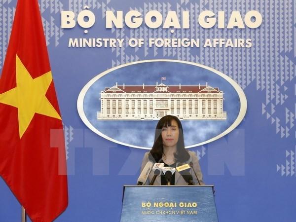 Le Vietnam condamne les attaques terroristes en Iran hinh anh 1