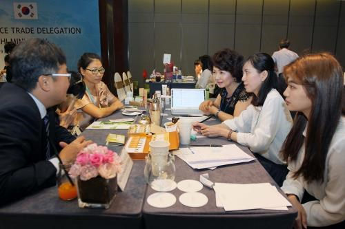 Gangwon promeut l'investissement a Ho Chi Minh-Ville hinh anh 1
