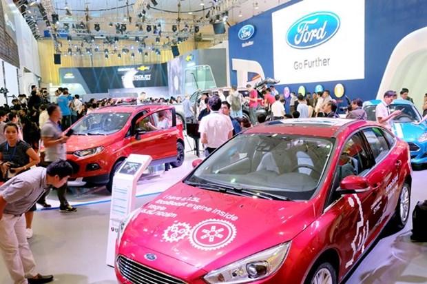 Forte hausse des ventes d'automobiles importees depuis janvier hinh anh 1