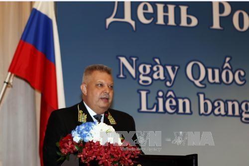 La Fete nationale de Russie celebree a Ho Chi Minh-Ville hinh anh 1