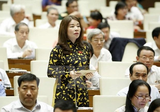 Assemblee nationale : Une journee entiere sur le developpement socioeconomique hinh anh 1