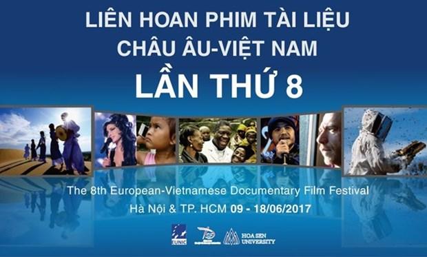 Ouverture du 8eme festival des documentaires europeens et vietnamiens hinh anh 1