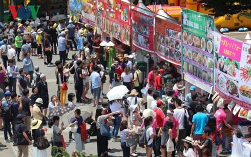 Le Festival du Vietnam 2017 commence au Japon hinh anh 2