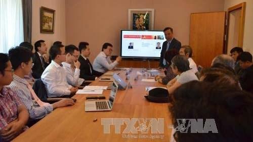 Role des jeunes experts vietnamiens en Suisse dans la cooperation educative hinh anh 1