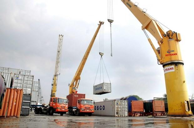 Hanoi : hausse des exportations et du nombre de touristes etrangers au 1er semestre hinh anh 1