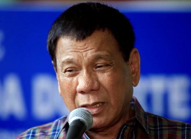 Duterte : le chef de l'EI a ordonne des actes terroristes aux Philippines hinh anh 1
