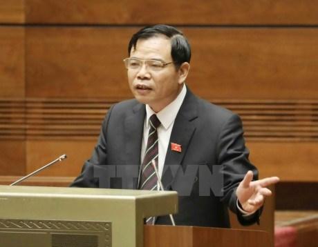 AN: adoption de certaines lois et debats sur le budget d'Etat et les creances douteuses hinh anh 2