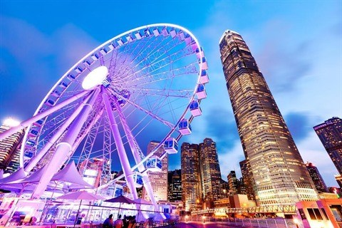 Vietjet a la Foire internationale du tourisme de Hong Kong 2017 hinh anh 1