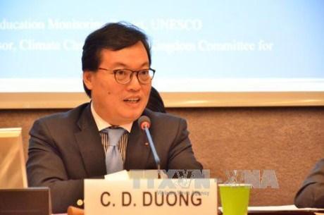Le Vietnam au debat sur les droits des femmes vivant dans les zones cotieres hinh anh 1
