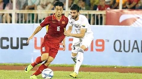 Vietnam - Jordanie : un match nul ! hinh anh 1