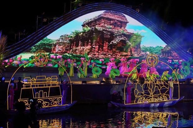 Cloture du festival des patrimoines de Quang Nam 2017 hinh anh 1