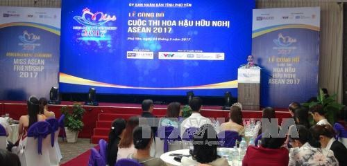 La phase finale de Miss ASEAN Friendship 2017 commence hinh anh 1