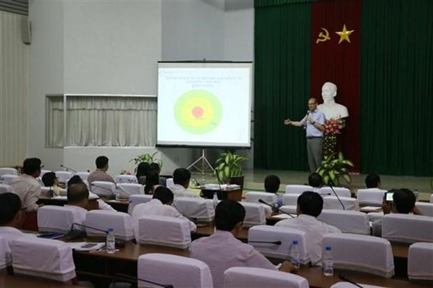Vinh Long renforce la cooperation dans l'agriculture avec les Pays-Bas hinh anh 1
