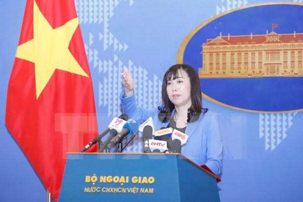 Le Vietnam souhaite developper les relations d'amitie avec la R. de Coree hinh anh 1
