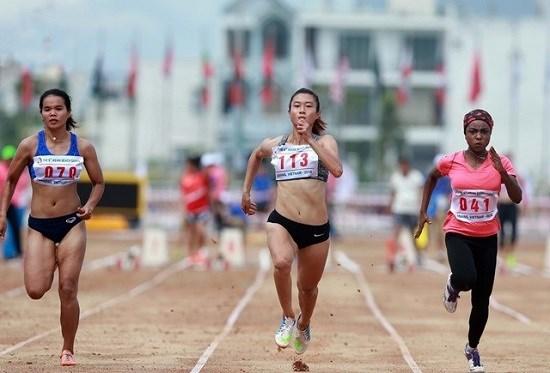 Athletisme : neuf medailles d'or pour le Vietnam en Thailande hinh anh 1